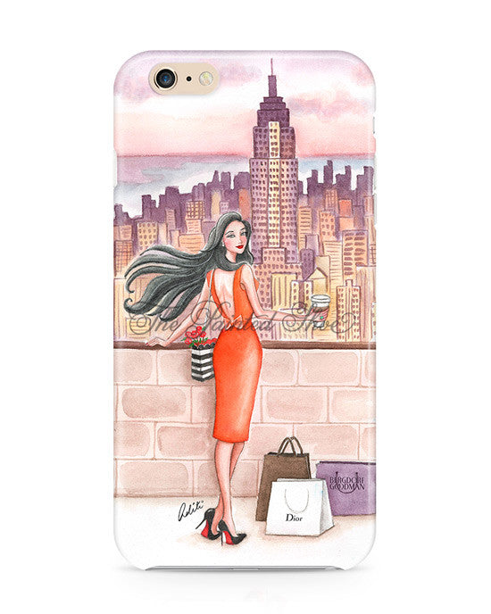 Hello New York iPhone 6/6S Plus Case