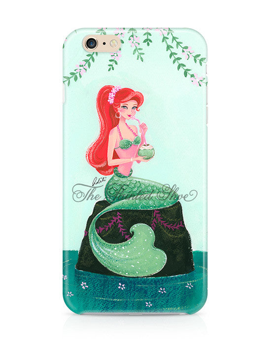 Summer Lovin' Mermaid iPhone 6/6S Case