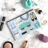 Hello Tiffany Cosmetic Pouch
