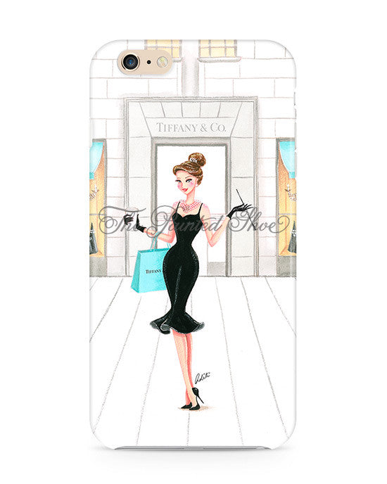 Breakfast at Tiffany's iPhone 6/6S Plus Case