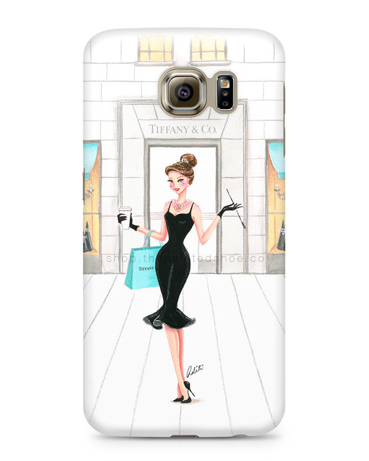 Breakfast at Tiffany's Samsung S6 Case