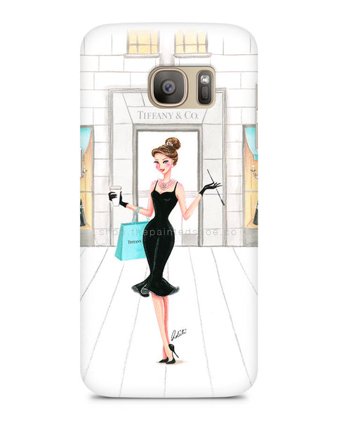 Breakfast at Tiffany's Samsung S7 Edge Case