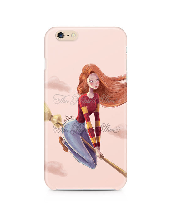 Gryffindor Girl iPhone 6/6S Case