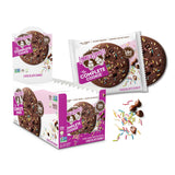 Chocolate Donut - 4oz - Box of 12