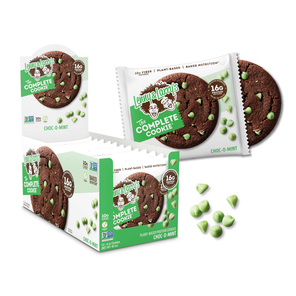 Choc-O-Mint - 4oz - Box of 12