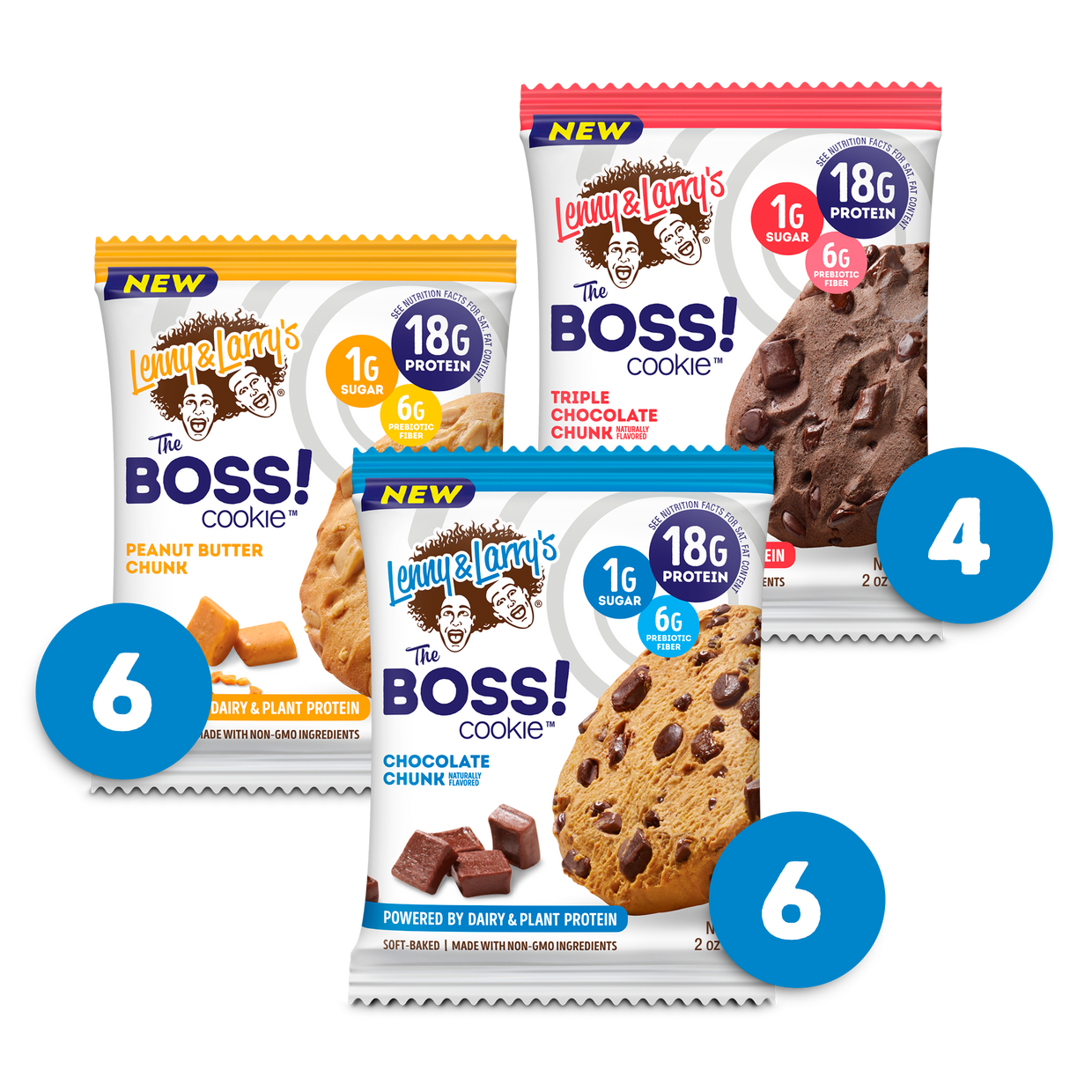 The BOSS! Cookie Variety Pack