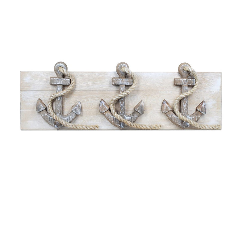 Wooden Hanger Anchors x 3