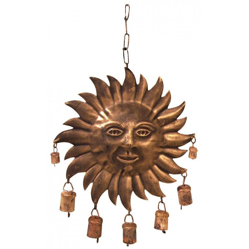 Vintage Sun Hanging Decoration 27 x 50CM