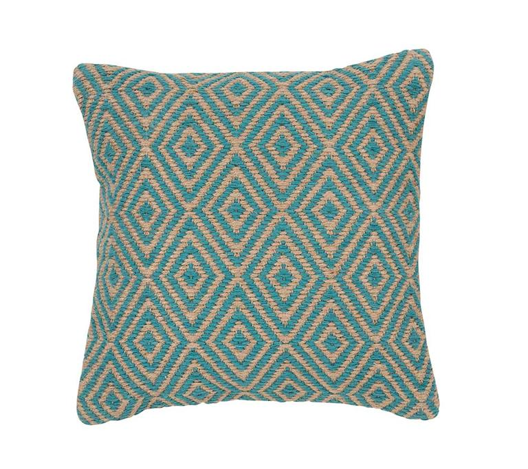 Cushion - Tiki - Teal 45cm