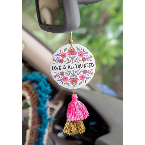 Love Is All You Need - Car Air Freshener