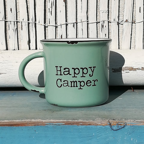 Camp Mug - Happy Camper