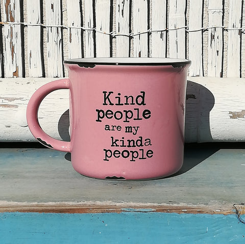 Camp Mug - Kind People