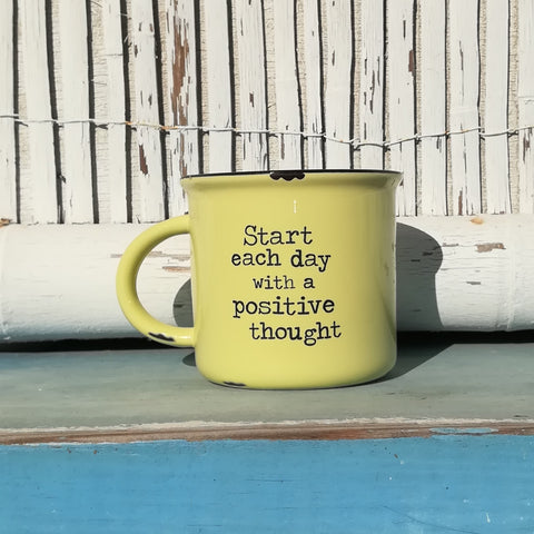 Camp Mug - Start Each Day