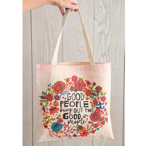Good People - Cotton Tote Bag