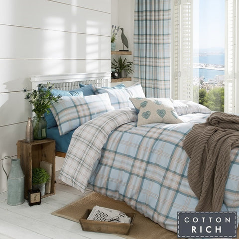Innsbruck Duvet Set - Duck Egg