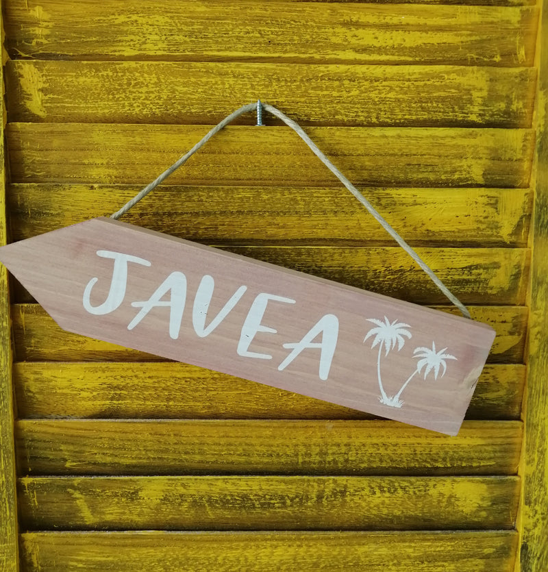 Handmade Wooden Javea Arrow