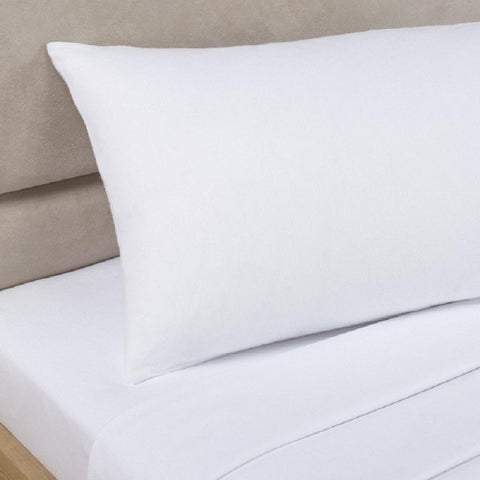 Percale Sheets - White180 Thread Count