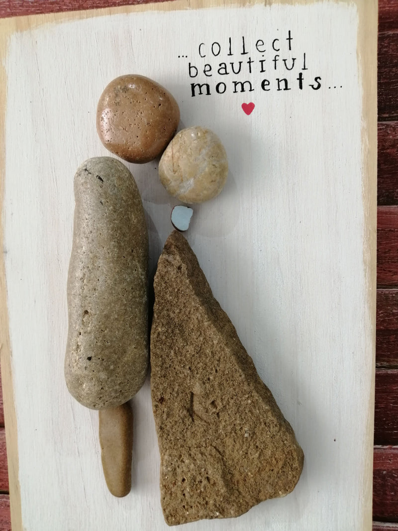 Stone Picture - Collect Beautiful Moments