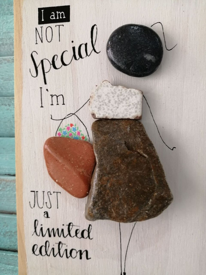 Stone Picture - I'm Not Special