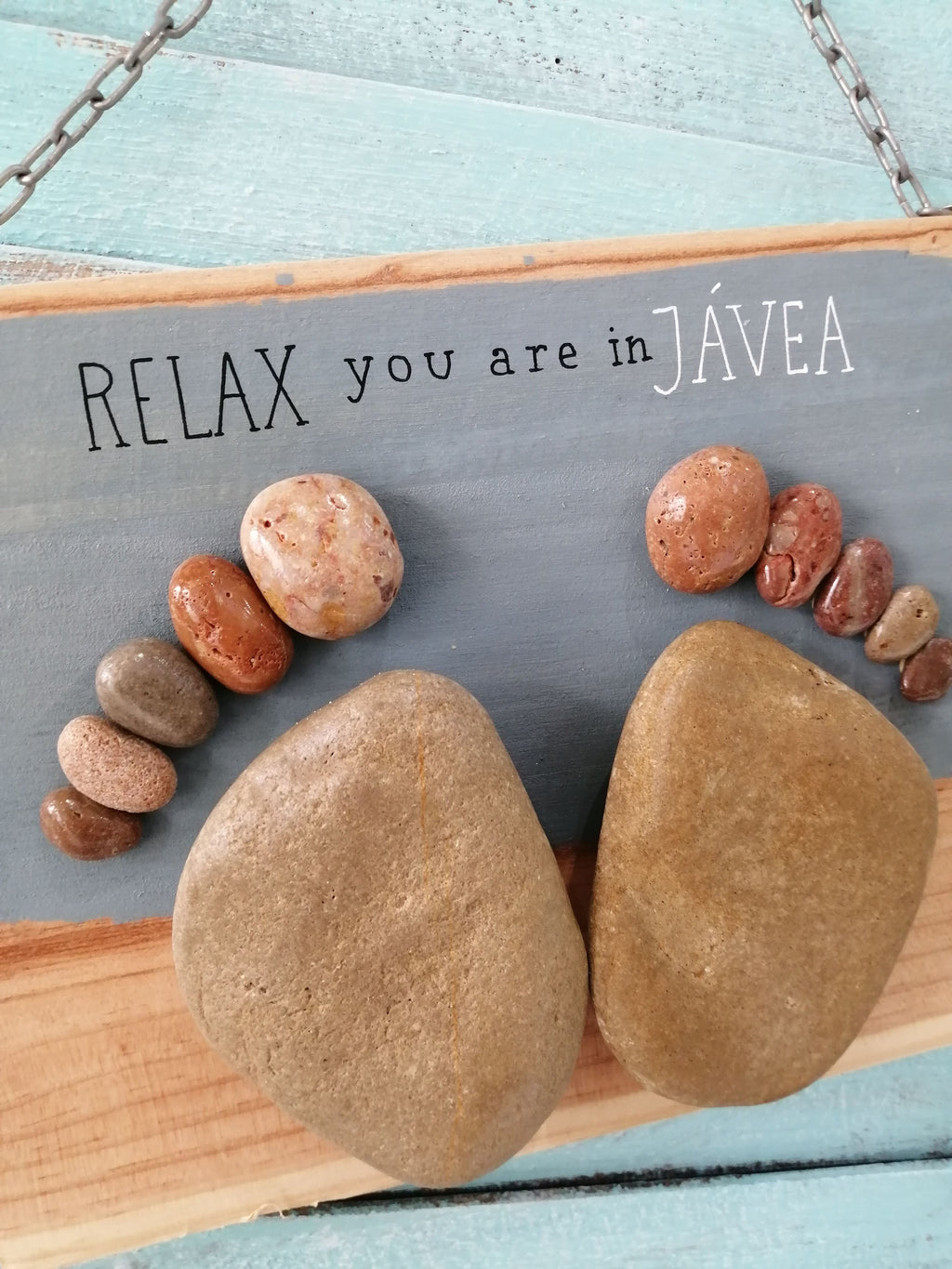 Stone Picture - Relax You're In Javea