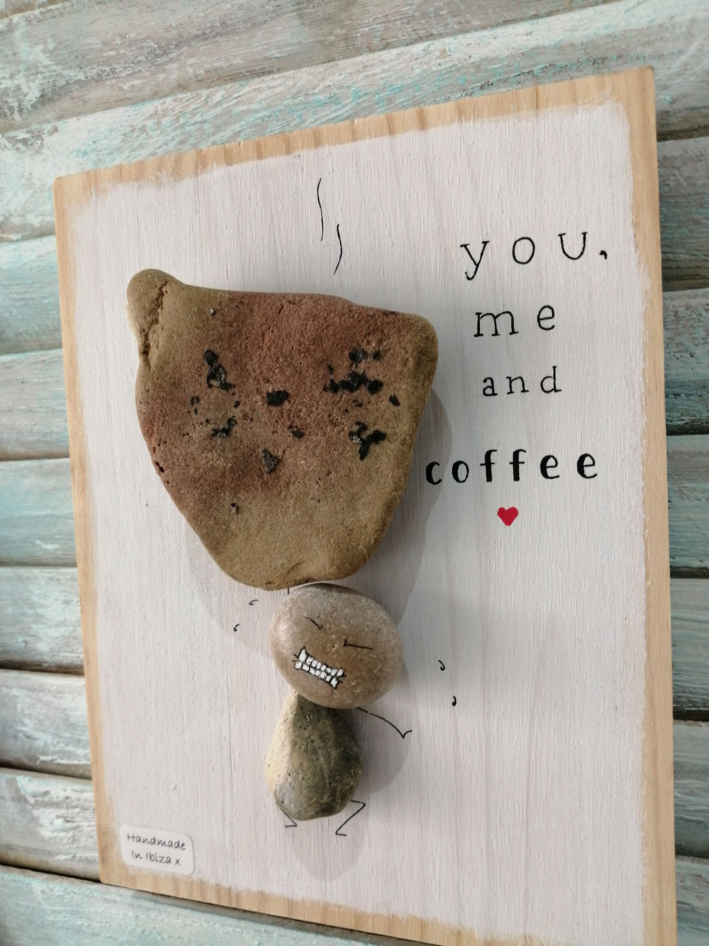 Stone Picture - You Me And Coffee