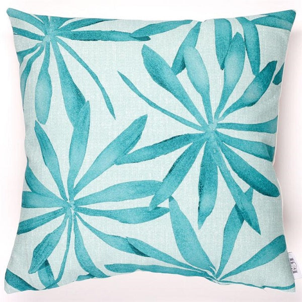 Cushion Cover 45CM Tropical Leaves