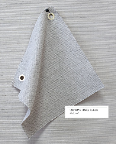 natural cotton/linen swatch