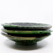 green low pottery bowl