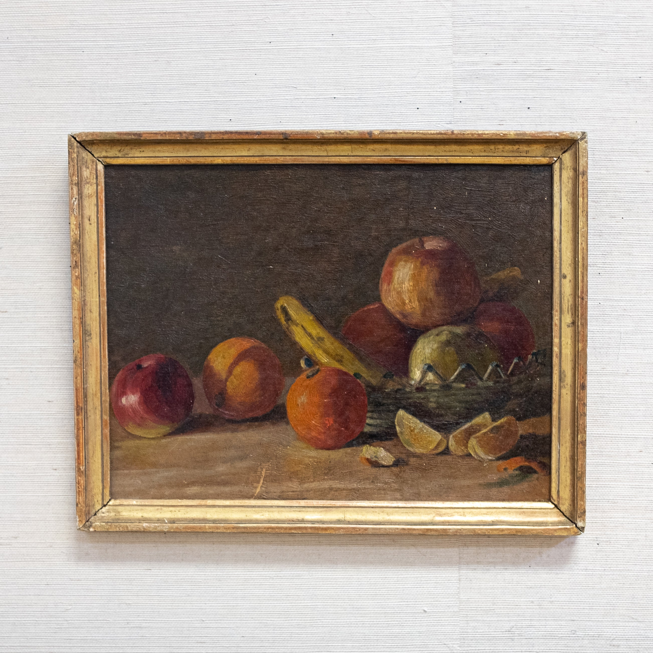 Original Still-Life Painting in Oil