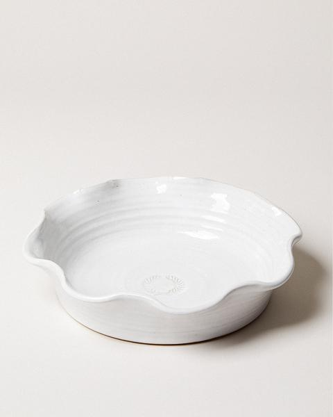 pottery pie dish