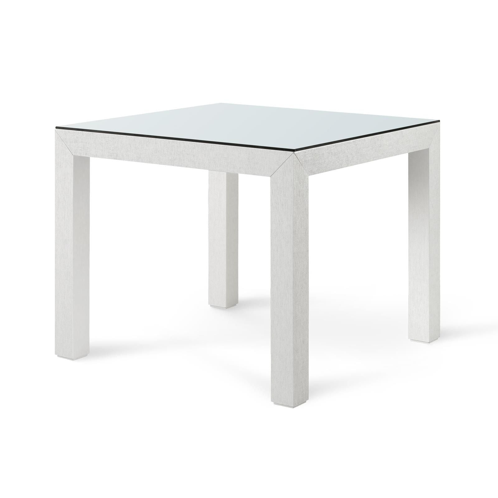 white game table