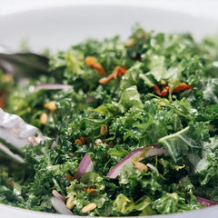 Kale and Sun-Dried Tomato