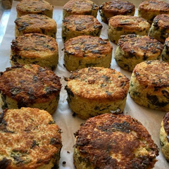 Quinoa Patty  (Vegetarian)