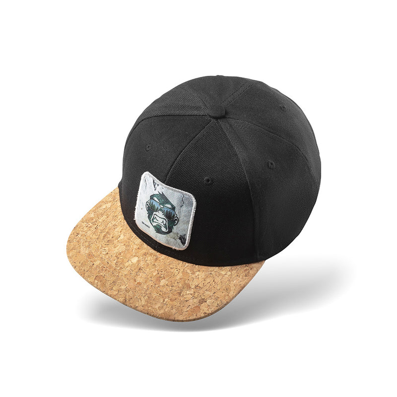 Green Monkey Cork Hat
