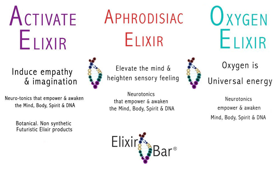 No1 Elixir Neurotonic Variety 5-Pack Sound Tuned at 432 Hz