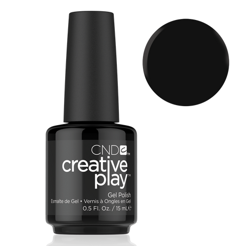 CND Creative Play Gel UV #451 Black and Forth