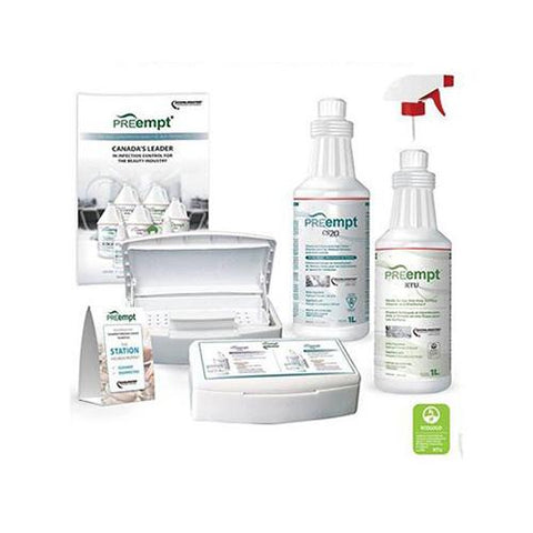 PREempt Kit Intro Spa