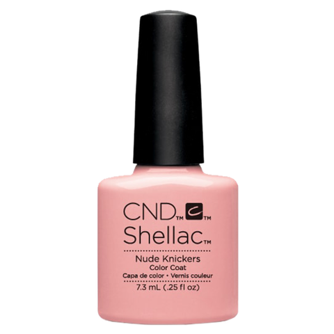 Shellac Nail Polish Nude Knickers 7.3ml