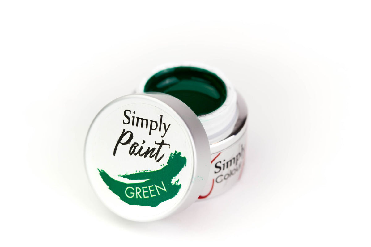 Gel Simply Paint Green