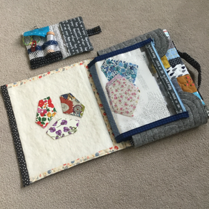 Flexi Sewing Case Pattern Bundle - buy both save £2.50!