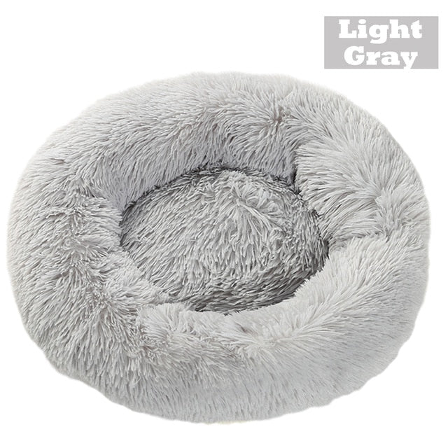 Fluffy Pet Dog Bed