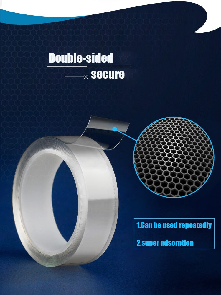 Nano Tape Double Sided Tape