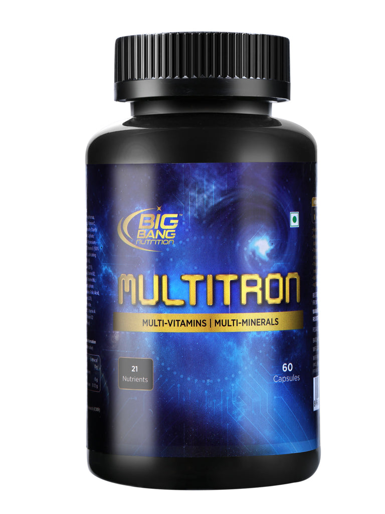 Multitron Multivitamin