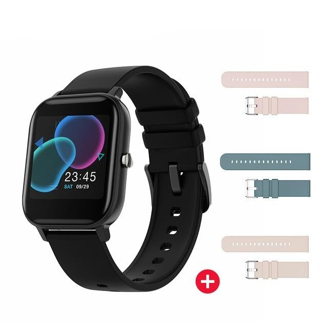 Smart Watch compatible with IOS and Android