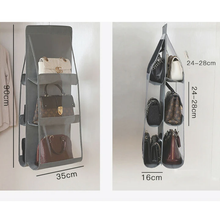 Load image into Gallery viewer, [50% OFF 🔥] HHC™ 6 Pocket Hanging Handbag Purse Organizer