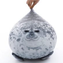 Load image into Gallery viewer, 50% OFF 🔥 | GH™ Chubby Seal Pillow