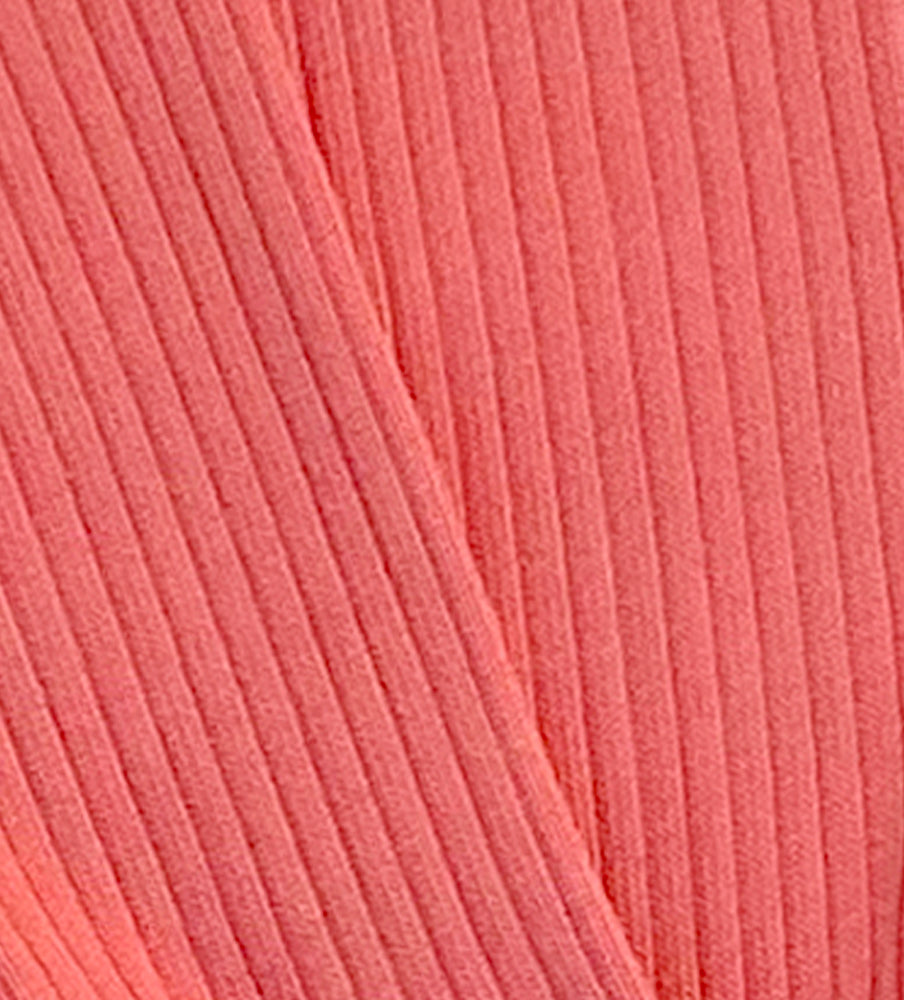 Load image into Gallery viewer, Signature Solid: Coral - Combed Cotton