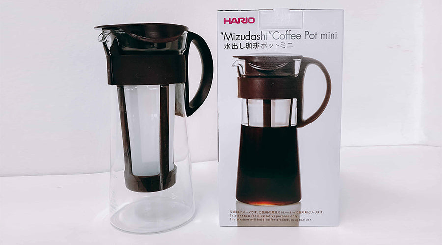 Simple Cold Brew Guide with Hario Mizudashi Cold Brew Coffee Pot