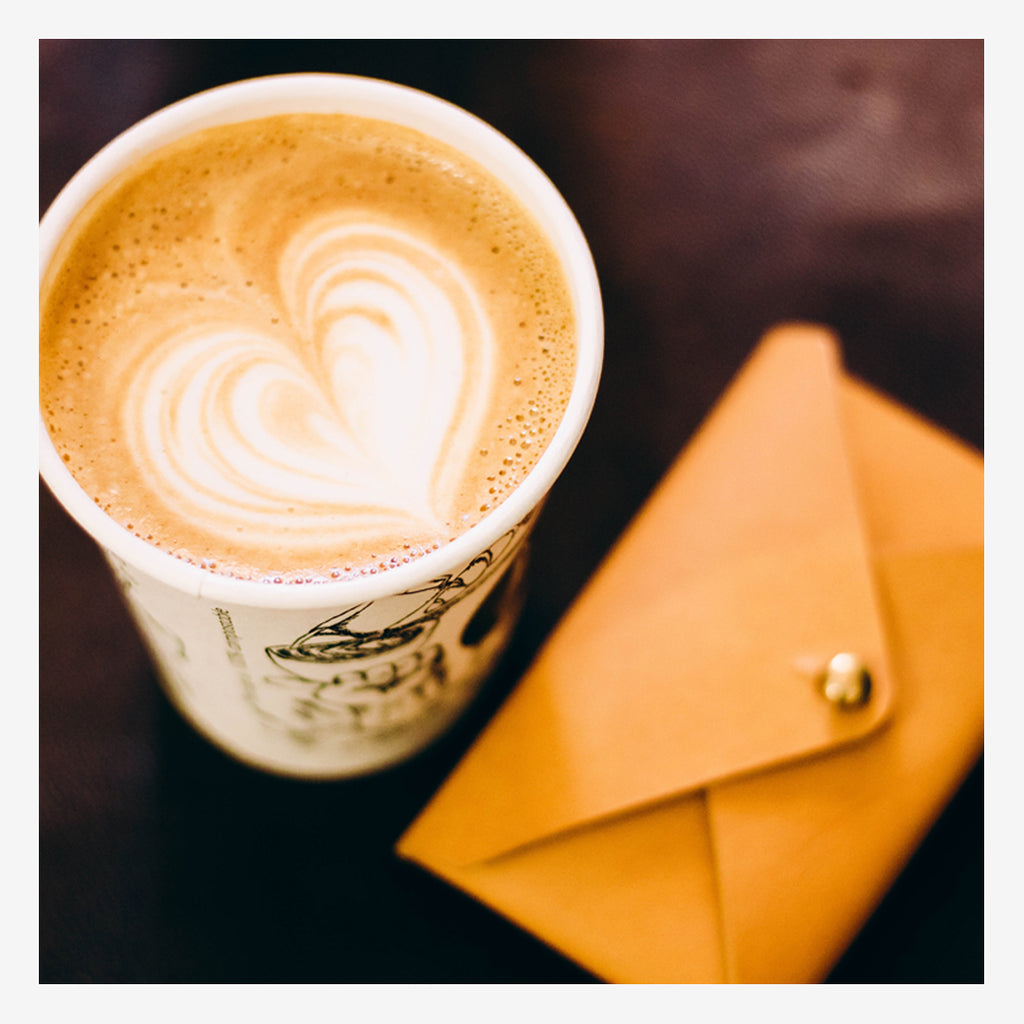Latte Art & Leather Craft Workshop
