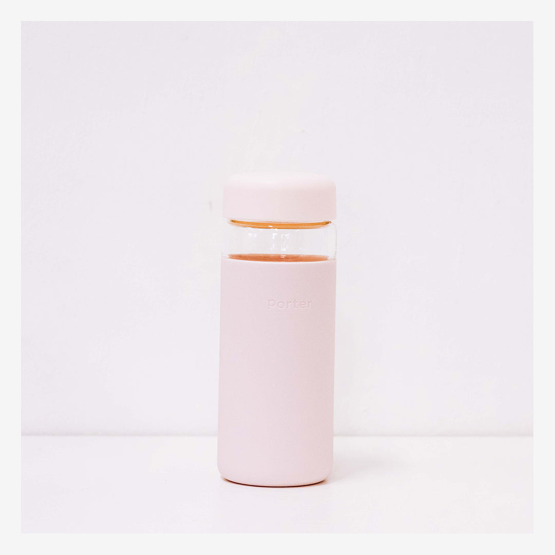 Porter Wide Mouth Bottle Blush